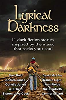 Lyrical Darkness: 11 dark fiction stories inspired by the music that rocks your soul by [Reid, Terri, Light, Donnie, Julien, Ophelia, McAfee, David, Jones, Andrea, Fields, Ann, Danforth, Niki, Love Cook, Sharon, Reid, A.T., Millard, Connor]