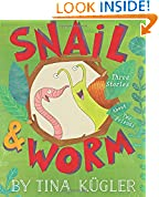 #10: Snail and Worm: Three Stories About Two Friends