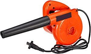 Electric Air Blower, 1700W 220V Air Blower 2 in 1 Vacuum Cleaner Blowing Dust Collecting 6 Levels Speed Regulation