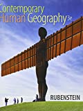 Contemporary Human Geography; Modified MasteringGeography with Pearson EText -- ValuePack Access Card -- for Contemporary Human Geography 3rd Edition