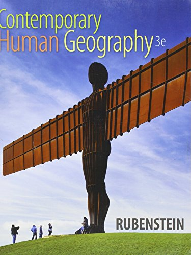 Contemporary Human Geography (W/Masteringgeo Access) (P)