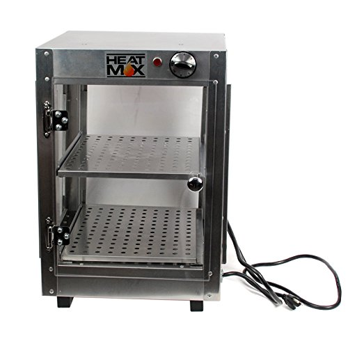 Commercial Countertop Warmer Display 14x14x20 product image