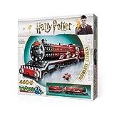 WREBBIT 3D Hogwarts Express 3D Jigsaw Puzzle