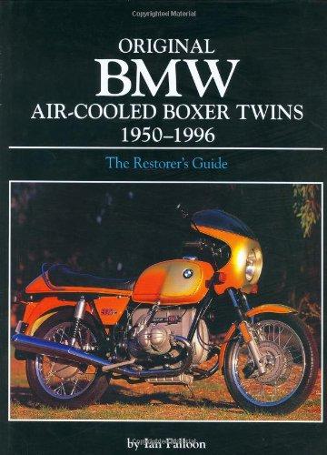 Download Original BMW Air-Cooled Boxer Twins 1950-1996 (Original Series) pdf