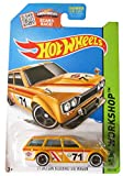 datsun wagon hot wheel - Hot Wheels, 2015 HW Workshop, '71 Datsun Bluebird 510 Wagon [Yellow] #202/250