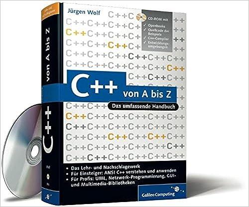 C++ von A bis Z -Mit CD-ROM