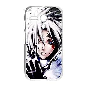 Motorola Moto G Phone Cases White D.Gray-man EXS565758