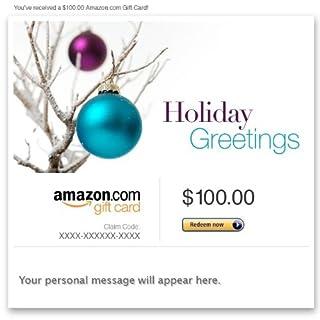 Amazon Gift Card - Email - Christmas (Tree Ornaments) (B00G4IUL74) | Amazon price tracker / tracking, Amazon price history charts, Amazon price watches, Amazon price drop alerts