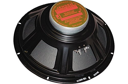 Jensen Vintage C15N8 15-Inch Ceramic Speaker, 8 ohm by Jensen