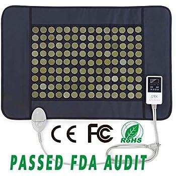 UTK® Far Infrared Natural Jade Heating Pad for pain relief,Medium(21''x31'')