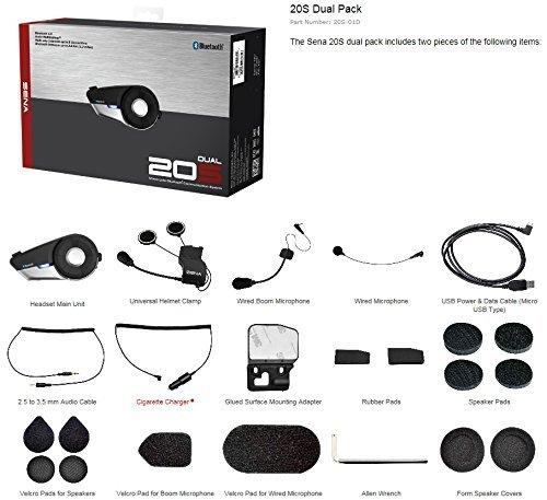 amazon sena セナ bluetooth インターコム 20s デュアル 並行輸入品