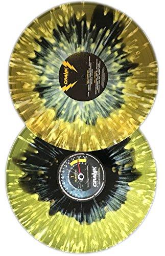 Crank:High Voltage Original Motion Picture Soundtrack Exclusive Yellow/Black/White vinyl [vinyl] Mike Patton