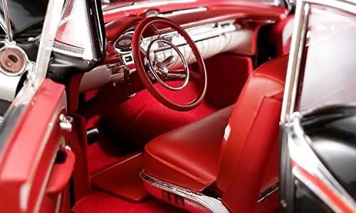 Oldsmobile Super 88 1957 Black ACME MODELS 1:18 A1808004 Model