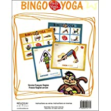 Bingo Yoga pour les enfants Jeux et postures N.E.