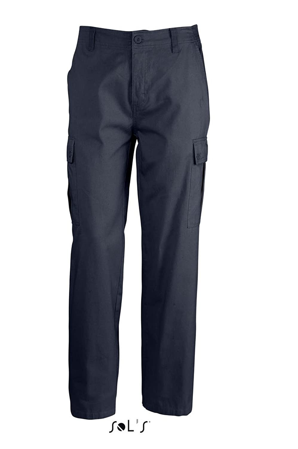 new MEN'S TROUSERS SOL'S JEEP 83020 PANTS Mens Modern Trouser Classic Size Line