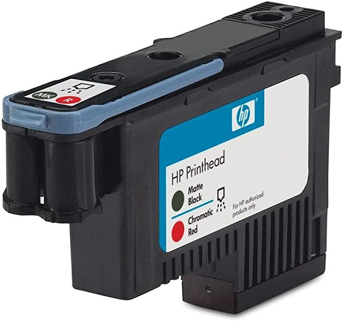 HP 73 Matte Black & Chromatic Red DesignJet Printhead (CD949A) for DesignJet Z3200 Large Format Printers