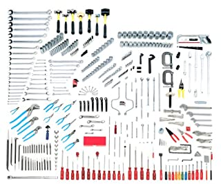 Wright Tool 102 Mega Fractional Master Set Tools Only, 445-Piece (B005G0N01K)   Amazon price tracker / tracking, Amazon price history charts, Amazon price watches, Amazon price drop alerts