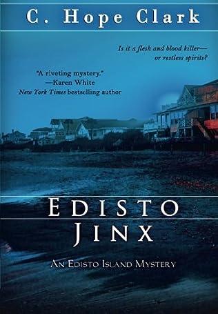 book cover of Edisto Jinx