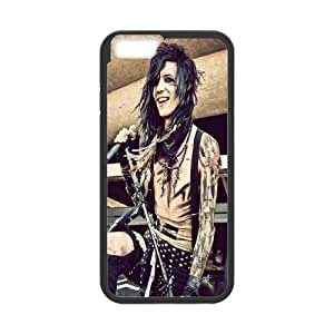 "Rock band Black Veil Brides BVB Hard Plastic phone Case Cover For Apple Iphone6/Plus5.5"" screen Cases XFZ444776"