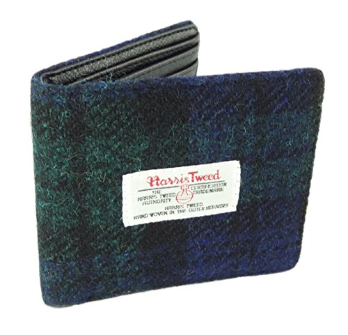 Harris COL in 60 60 Tweed Colours 9 Wallet LB2007 Col Available Gents Card rWrq1za6F