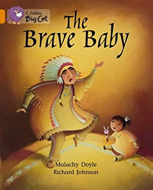 book cover of The Brave Baby