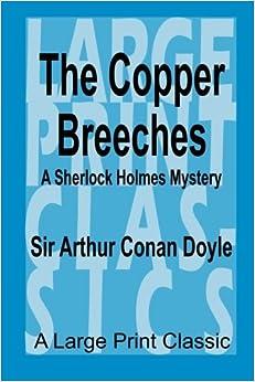 Book The Copper Breeches: A Large Print Classic