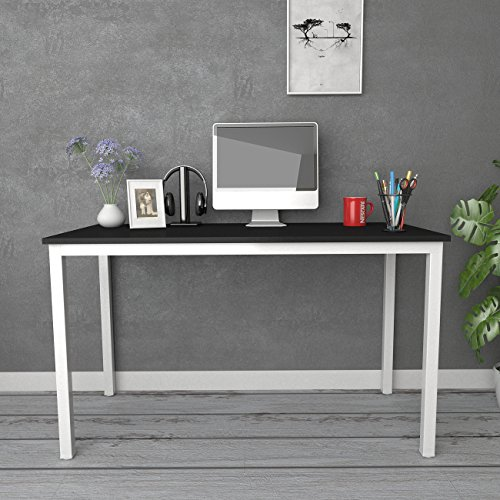 Need 55'' Computer Desk Large Size Office Desk with BIFMA Certification Studio Desk Game Table, AC3CW-140 by Need