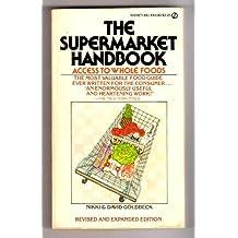 The Supermarket Handbook (Signet) by Nikki Goldbeck (1976-11-01)