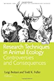 img - for Research Techniques in Animal Ecology book / textbook / text book