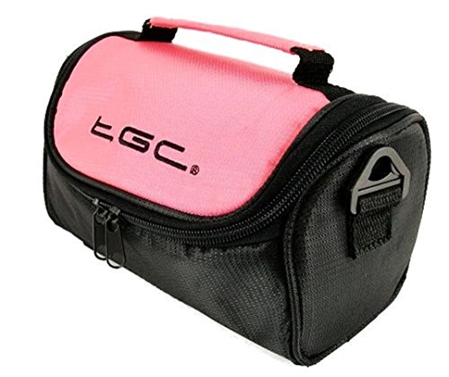 Hombro Negro Electric Black para Jet Black Mujer amp; Trims Bolso Pink Purple al Baby TGC with gCxAqA
