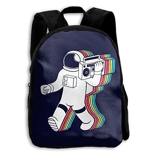 Astronaut Functional Design For Kids School Backpack Children Bookbag Perfect For Transporting For Traveling In 4 Season by PENTA ANGEL