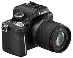 Panasonic Lumix DMC-GH2KK 16.05 MP Live MOS Mirrorless Digital Camera with 3-inch Free-Angle Touch Screen LCD and 14-42mm Lens (Black) (Discontinued by Manufacturer)