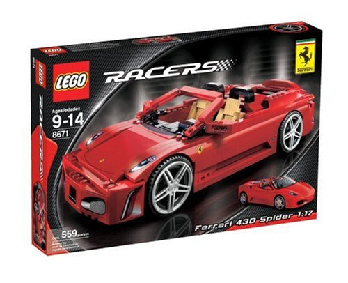 Top 9 Best LEGO Ferrari Sets Reviews in 2020 5