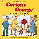 Curious George Visits the Zoo, Margret Rey and H. A. Rey, 0395390362