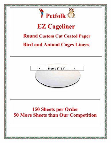 Looking for a bird cage liners round? Have a look at this 2019 guide!