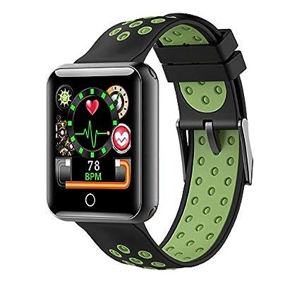 WCPZJS Q18 Smart Band 1 54 Big Screen Waterproof Heart Rate Blood Pressure Sleep Monitor Sports Smart Bracelet Wristband Pedometer Estimated Price £72.33 -