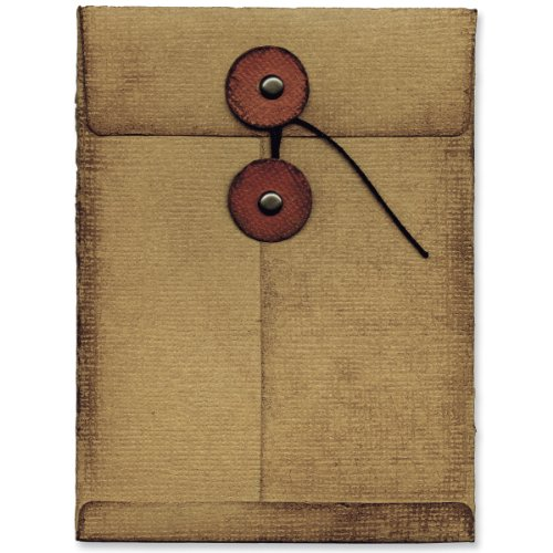 Pocket Envelope Die by Tim Holtz
