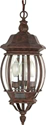 Nuvo Lighting 60/895 Three Light Hanging Lantern
