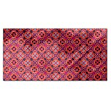 Greetings From Istanbul Rectangle Tablecloth: Medium Dining Room Kitchen Woven Polyester Custom Print