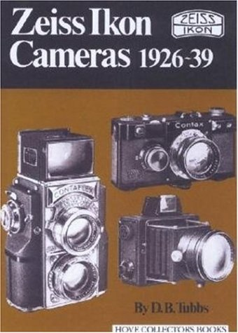 The story of the birth of Zeiss Ikon by the mergers of 1926; the resulting fantastic array of cameras in the Zeiss catalogue, followed by rationalization and development of new cameras, especially the Contax and other 35mm cameras, up to the outbr...