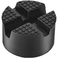 DEDC Universal Jack gummimatta, disk golvuttag adapter nypa svetssida jackplatta ram skena skydd dyna/dyna (1 pack)