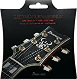 Ibanez IEGS61 Electric Guitar Strings, .010/.013/.017/.026/.036/.046 Gauge