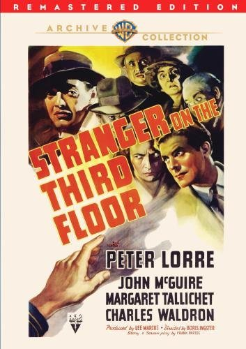 Stranger on the Third Floor [DVD] [1963] [Region 1] [US Import] [NTSC]