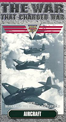 War That Changed War: Aircraft [VHS]