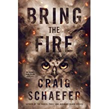Bring the Fire (The Wisdom's Grave Trilogy Book 3)