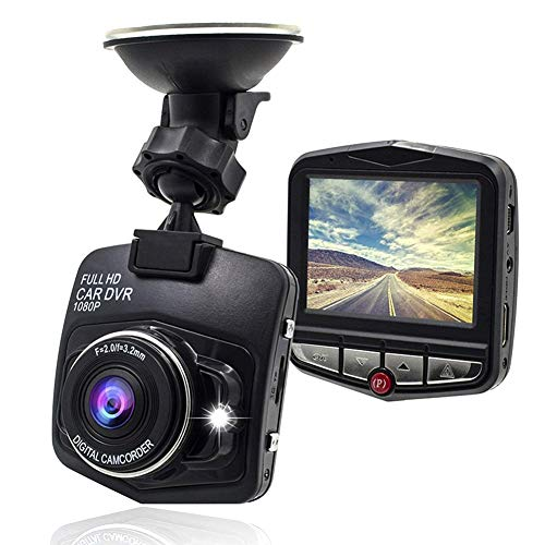 lzndeal Full HD 1080P 2.2Inch Car DVR Video Recorder Night Vision Dash Cam Camera
