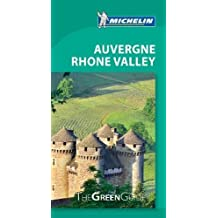 Michelin Green Guide Auvergne Rhone Valley, 8e