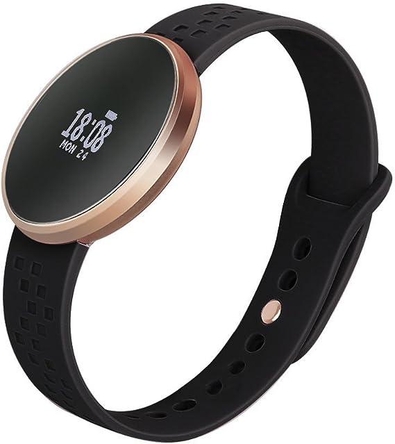 Amazon.com: Reloj inteligente para mujer para iPhone y ...
