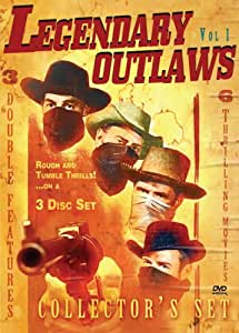 Legendary Outlaws - Collector's Set