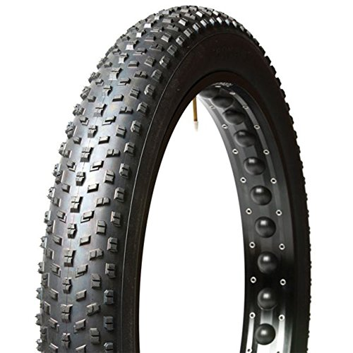 panaracer Fat B Nimble Wire Tire, 26 x 4.0, Black